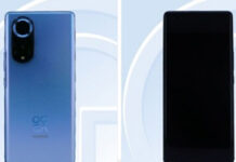 First Huawei nova 9 images appear