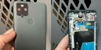 Google Pixel 5a 5G key components leak, launch rumored for August 17
