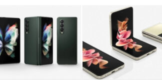 RePairing a broken screen on a Galaxy Z Fold3