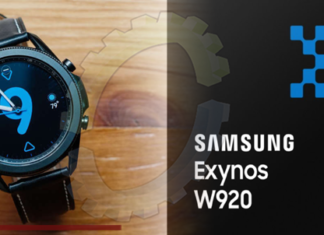 Samsung's Exynos W920 is a 5nm chipset set to power the Galaxy Watch4 series